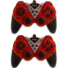 P-net G.P.X7 Double Gamepad With Shock